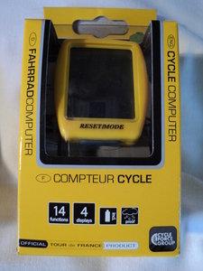 Fietscomputer Tour de France
